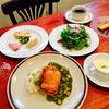 フランス食堂 ビストロ ラポムドパン - 料理写真:ランチも10年前からボリュームたっぷり~1200円