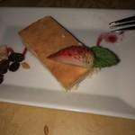 アルハムブラ - 本日のデザート(チーズケーキ)
