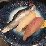 もり一 - 「鮮度ミックス皿」150円