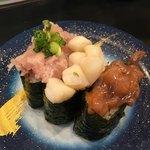 もり一 - 「ぐるめミックス皿」150円