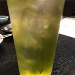 にれの木 - 緑茶ハイ
