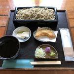 もりき - 二八蕎麦