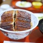 うな富士 - 料理写真:うな丼