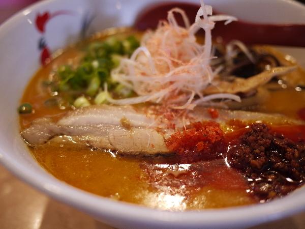 麺屋 丸鶏庵>