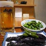 うの花 - 樽生ビールセット
