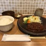 88071586 - ハンバーグ定食