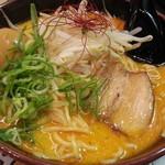 拉麺福徳 - ハバネロ700円に食べログクーポンで味たま