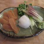 山横沢 - 料理写真:「自家製からすみ 泡盛仕込」