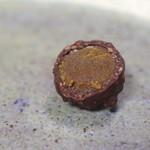 タイムレス チョコレート - 料理写真:生黒糖ボンボン