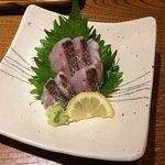 四十八漁場 - 長崎五島列島福江「黒睦の炙り刺し」