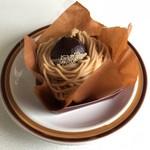 洋菓子 タカクワ - 料理写真:モンブラン @300