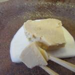 くりはら - 豆腐の味噌漬け