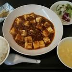 福わらい - 麻婆豆腐ランチ
