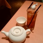 蔭山樓  - 最初のお飲み物