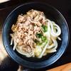 たも屋 - 料理写真:肉うどん