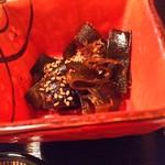 花歩 - 昆布の小鉢
