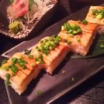 花歩 - 穴子のお寿司