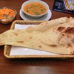 インドカレーレストラン マサラ - NEW!!2011.07 日替わりセット