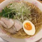 創新柳麺 健美堂 - 黄金牛骨柳麺