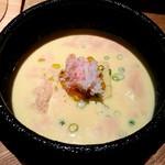 88081398 - トウモロコシのスープ
