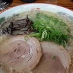 麺篤屋 - ラーメン。