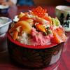 鮨岡 - 料理写真:本気丼(大盛)