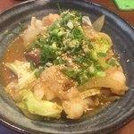 おいどん - 料理写真:ホルモン焼き