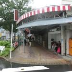 中島家 - 駅前商店街?