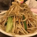 濃厚タンメン三男坊 - トップフォト 塩タンメン 野菜増し