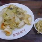 上海飯店 - 五目焼きそば