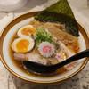 ソラノイロ ナゴヤ - 料理写真:金の中華そば