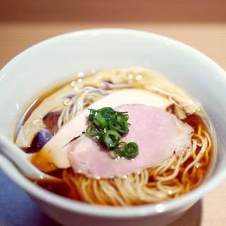 らぁ麺 はやし田 - 料理写真:醤油ラーメン