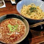 やま昇 - 味玉入りつけ麺(210g) 920円