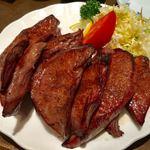 新料理 都留野 - たん焼き 2,000円×2