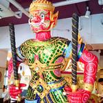 ジャイタイ ナスカ - タイの守り神っぽいオブジェ