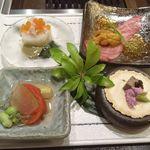 焼肉 強小亭 - 季節の前菜