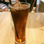 イル ソーレカリーノ - ドリンク写真:黒ウーロン茶