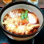 和食 うどんや - 海老天ぷらうどん