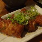 丑寅 - こうや豆冨の肉巻き焼き