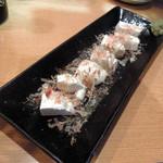 ホッピー まる - チーズおひたし380円