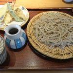 88103642 - 十割そばとテンプラ。くくり(愛知県豊田市 )食彩品館.jp撮影
