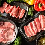 花より肉 - 料理写真: