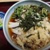 滝乃家 - 料理写真:冷やしたぬきそば 770円