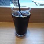 88104208 - モーニングセットのアイスコーヒー
