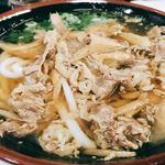 和楽路屋 - 肉に玉ねぎは良く見るけど牛蒡って珍しいな~味は甘目で好きよ♡
