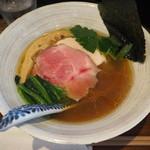 Mendokorokinari - Ra-men 白醤油 780円