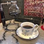 カフェ パティーナ - サイフォンコーヒー(ホット)