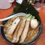 札幌 めんたつ - 特製味噌らーめん