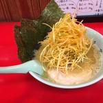 横濱千家 - 料理写真:ネギラーメン