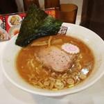 煮干しらーめん 玉五郎  - 煮干しラーメン 730円